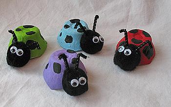 Craft Ideas  Cartons on Go Green Kids  Summer Green Craft Ideas    Gogreen Web Directory S